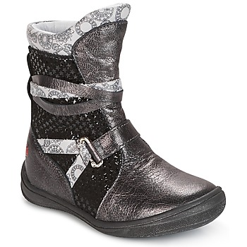 Skor Flickor Boots GBB ROSANA Grå