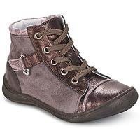 Skor Flick Boots GBB ROMIE Rosa / Bordeaux