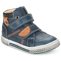 Skor Pojk Boots GBB RANDALL Blå