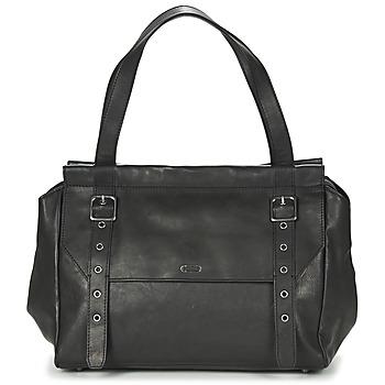 Väskor Dam Handväskor med kort rem Ikks THE DOC Svart