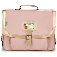 Väskor Flick Skolväskor Tann's GLITTER CARTABLE 38CM Rosa