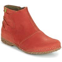 Skor Dam Boots El Naturalista ANGKOR Orange