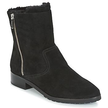 Skor Dam Boots MICHAEL Michael Kors ANDI FLAT BOOTIE Svart