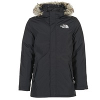 textil Herr Parkas The North Face ZANECK Svart