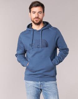 textil Herr Sweatshirts The North Face DREW PEAK Blå