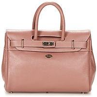 Väskor Dam Handväskor med kort rem Mac Douglas BUNI PYLA XS Mullvadsfärgad / Rosa