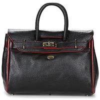 Väskor Dam Handväskor med kort rem Mac Douglas BUNI PYLA XS Svart / Röd