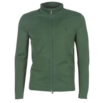 textil Herr Koftor / Cardigans / Västar Marc O'Polo CARIZ Grön