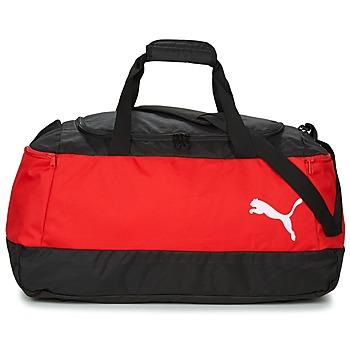 Väskor Sportväskor Puma PRO TRAINING II MEDIUM BAG Svart / Röd