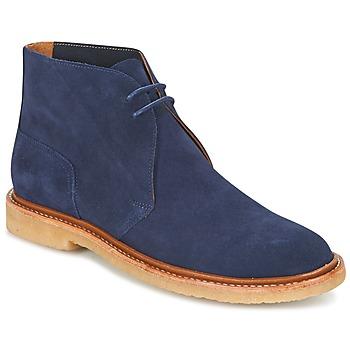 Skor Herr Boots Polo Ralph Lauren KARLYLE Marin