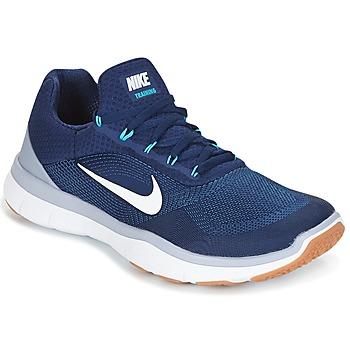 Skor Herr Fitnesskor Nike FREE TRAINER V7 Blå