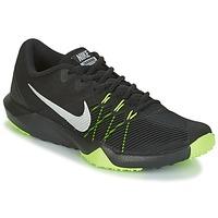 Skor Herr Fitnesskor Nike RETALIATION TRAINER Svart / Gul