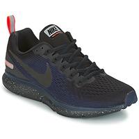 Skor Dam Löparskor Nike AIR ZOOM PEGASUS 34 SHIELD Svart / Blå