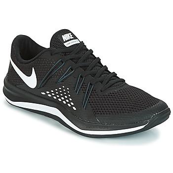 Skor Dam Fitnesskor Nike LUNAR EXCEED TRAINER W Svart / Vit