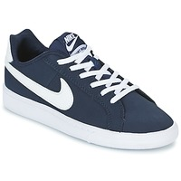 Skor Barn Sneakers Nike COURT ROYALE GRADE SCHOOL Blå / Vit