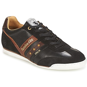 Skor Herr Sneakers Pantofola d'Oro VASTO UOMO LOW Svart