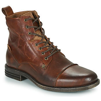 Skor Herr Boots Levi's EMERSON Brun