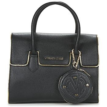 Väskor Dam Handväskor med kort rem Versace Jeans NOMU Svart