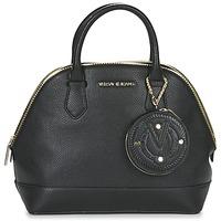 Väskor Dam Handväskor med kort rem Versace Jeans EPO Svart
