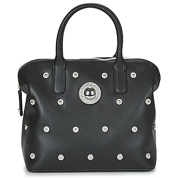 Väskor Dam Handväskor med kort rem Versace Jeans ERICO Svart