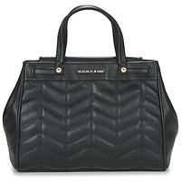Väskor Dam Handväskor med kort rem Versace Jeans SOULINE Svart