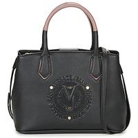 Väskor Dam Handväskor med kort rem Versace Jeans EDILA Svart
