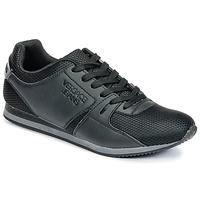 Skor Herr Sneakers Versace Jeans DEGI Svart