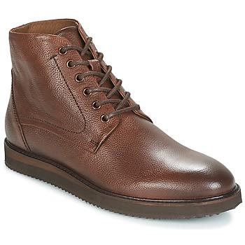 Skor Herr Boots Frank Wright DUANE Brun