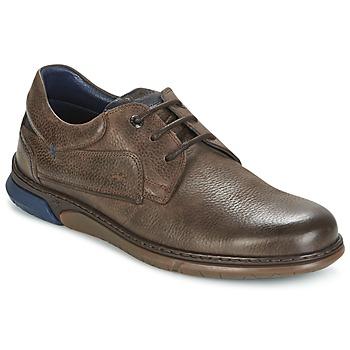 Skor Herr Sneakers Fluchos BEAR Brun