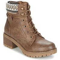 Skor Dam Boots Refresh YELLOWSTONE Mullvadsfärgad