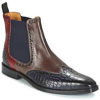 Skor Herr Boots Melvin & Hamilton MARTIN 5 Brun