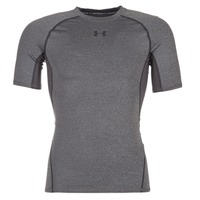 textil Herr T-shirts Under Armour ARMOUR HG SS Grå
