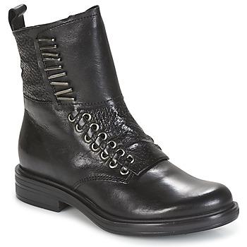 Skor Dam Boots Mjus CAFE Svart