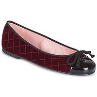 Skor Dam Stövletter Pretty Ballerinas  Bordeaux