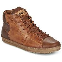 Skor Dam Höga sneakers Pikolinos LAGOS 901 Brun