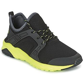 Skor Pojk Sneakers Kappa SAN FERNANDO Svart / Brun