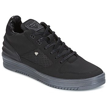 Skor Herr Sneakers Cash Money STATES Svart / Grå