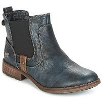 Skor Dam Boots Mustang NANI Marin