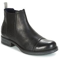 Skor Herr Boots Mustang MELI Svart
