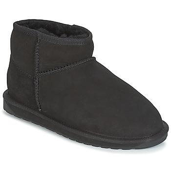 Skor Dam Boots EMU STINGER MICRO Svart