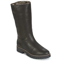Skor Dam Boots Panama Jack TANIA Svart