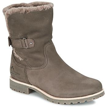 Skor Dam Boots Panama Jack FELIA Grå