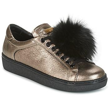 Skor Dam Sneakers Tosca Blu CERVINIA POM PON Svart