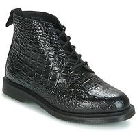 Skor Dam Boots Dr Martens EMMELINE Svart