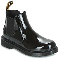 Skor Barn Boots Dr Martens BANZAI Svart