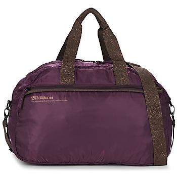 Väskor Dam Sportväskor Bensimon SPORT BAG Violett