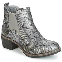 Skor Dam Stövletter LPB Shoes CAROLE Grå