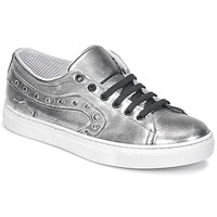 Skor Dam Sneakers Lola Espeleta NOEME Silver
