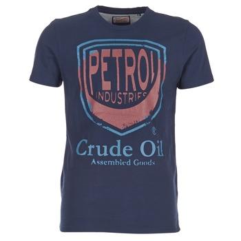textil Herr T-shirts Petrol Industries TIRCO Marin