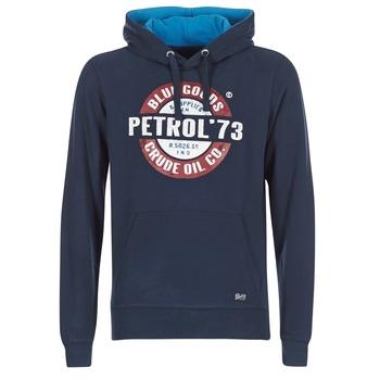 textil Herr Sweatshirts Petrol Industries JACAR Marin